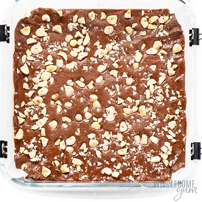best keto protein bars ready to chill
