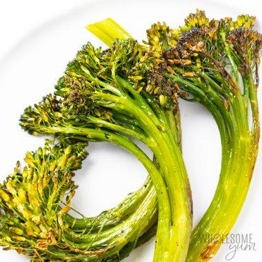 Roasted Broccolini Recipe (Baby Broccoli)