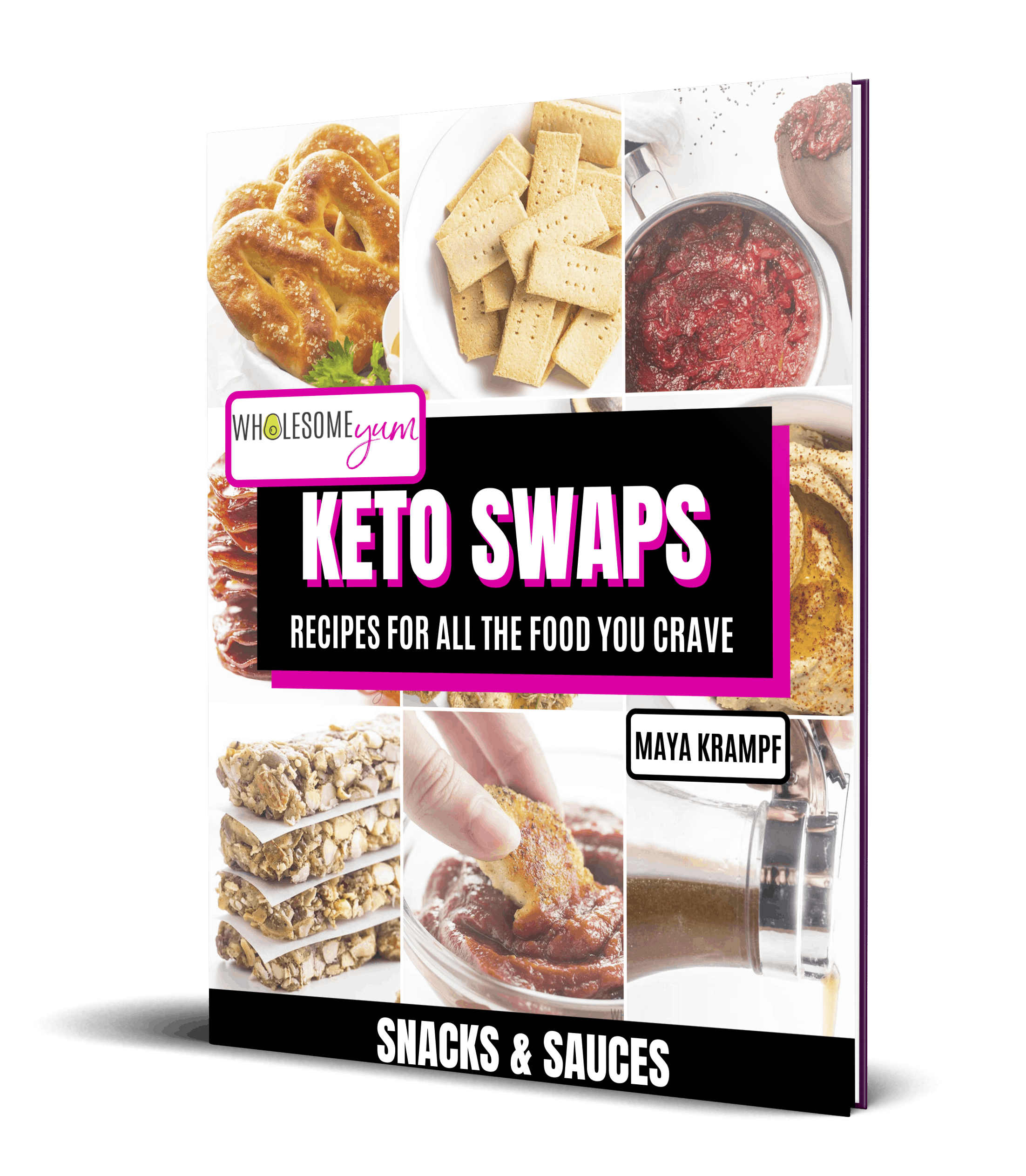 Keto Swaps - Sauces & Snacks