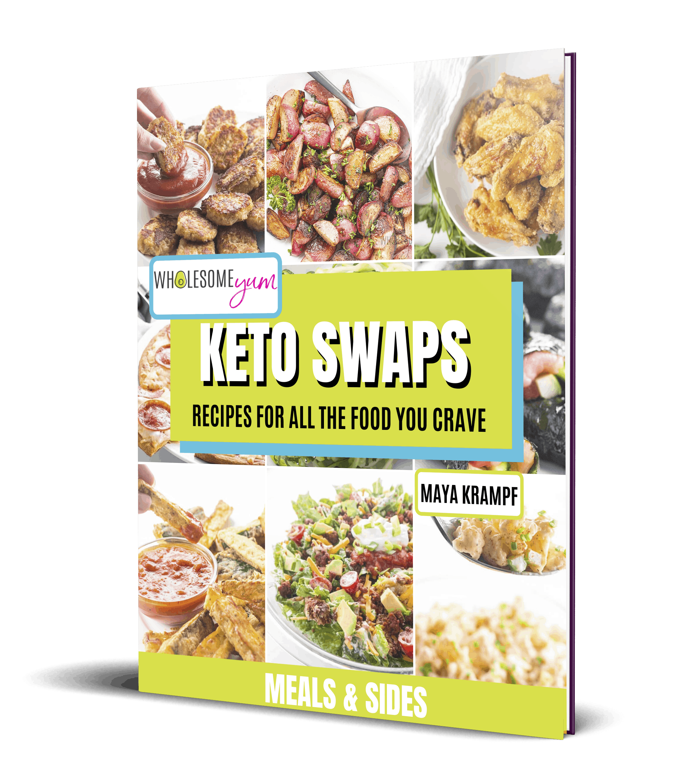 Keto Swaps - Meals & Sides