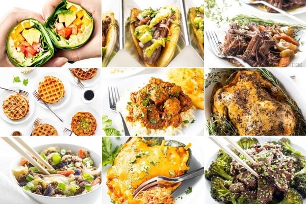 Recipes from Easy Keto Meal Plans 2