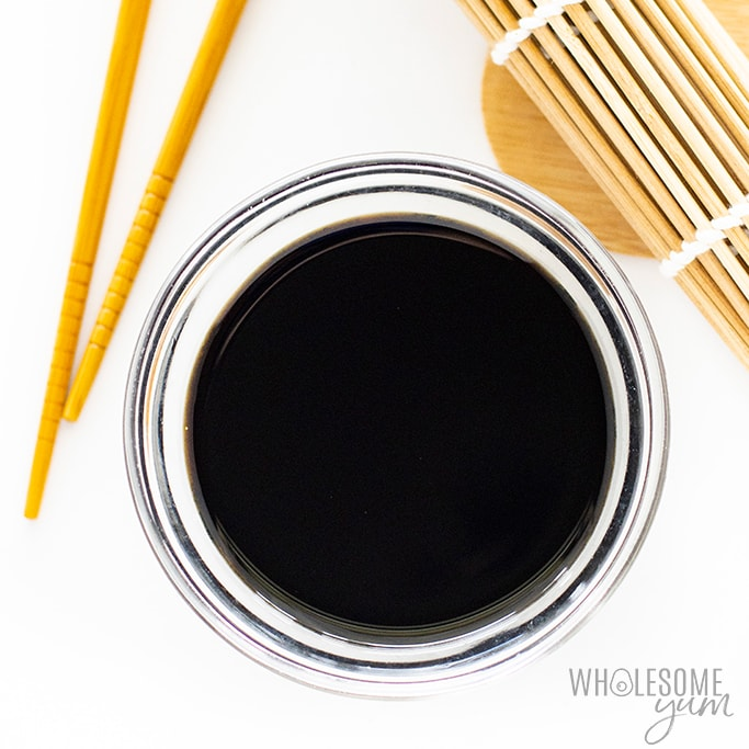 soy sauce ketogenic diet