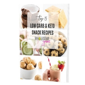 Keto Snacks EBook