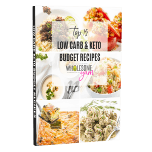 Keto Budget Recipes EBook