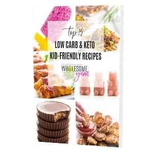 Keto Kid-Friendly EBook