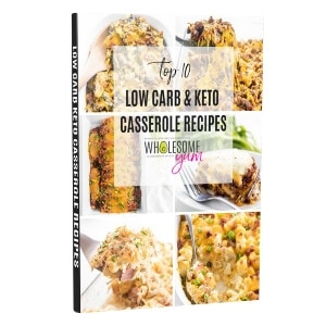 Keto Casseroles EBook
