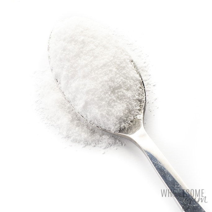Is sucralose keto? This spoonful of sucralose may fit in your keto diet.