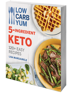 5-Ingredient Keto book picture