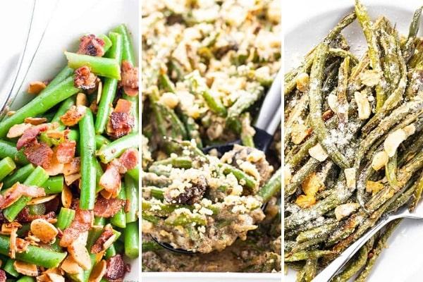 keto green bean recipes