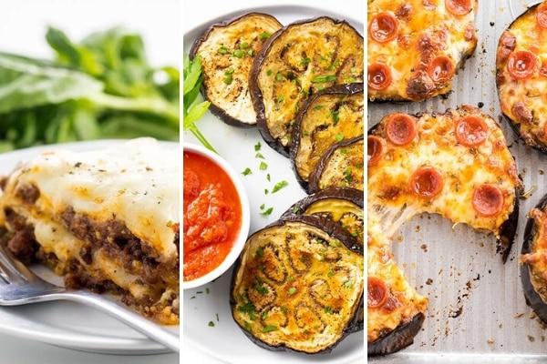 keto eggplant recipes