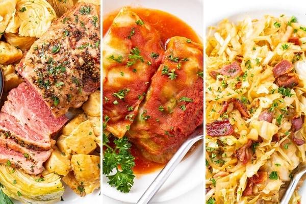 Cabbage keto recipes