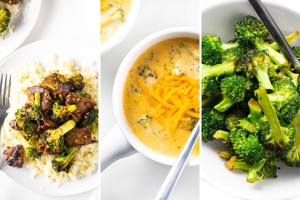 keto broccoli recipes