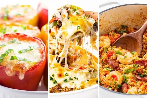 keto bell pepper recipes