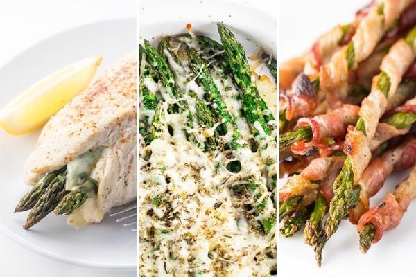 asparagus keto recipes