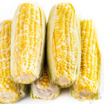 Is corn keto friendly? The fresh ears of corn in this photo are not keto.