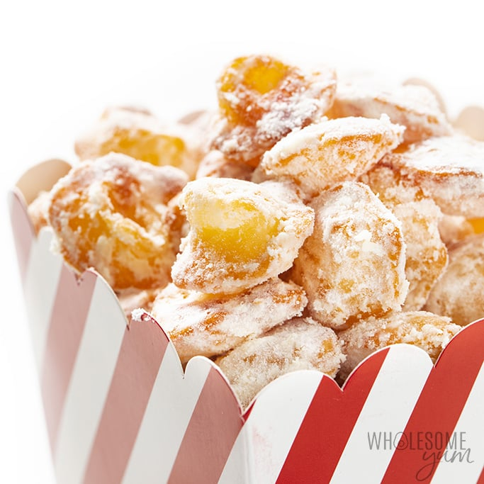 keto diet popcorn with butter