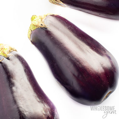 Is eggplant keto? Learn here, including carbs in eggplant and keto eggplant recipes. Detail: is-eggplant-keto-carbs-in-eggplant-recipes-3