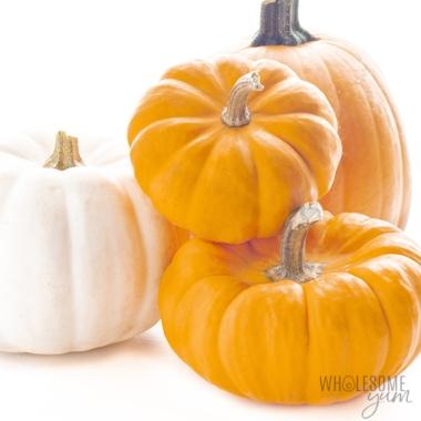 Is pumpkin keto? These pumpkins are definitely keto friendly!