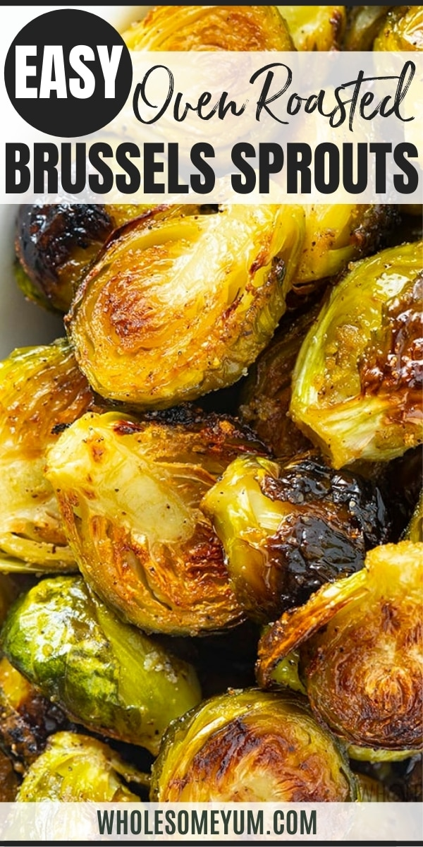 How to cook brussels sprouts recipe - pinterest