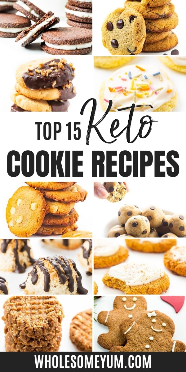 Learn all about keto cookies here, including the best keto cookies to buy, keto cookie recipes to make at home, and the formula for easy keto cookies.