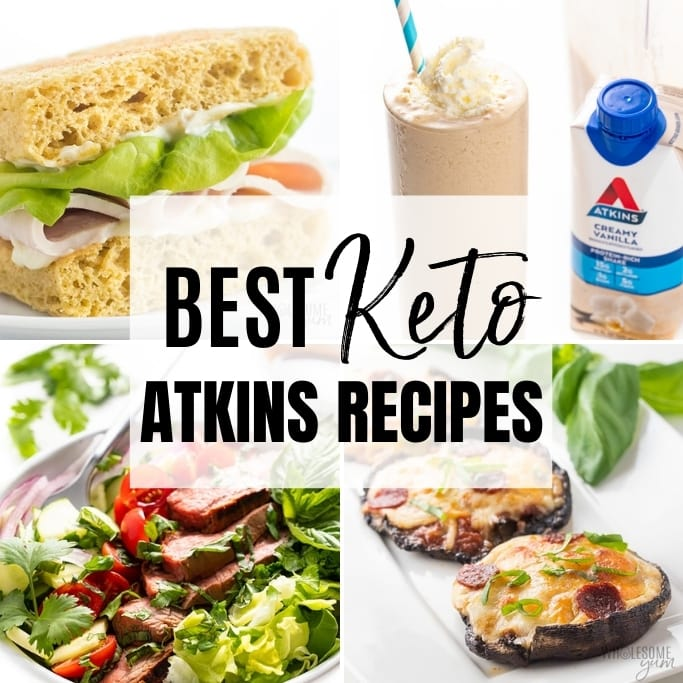 12 Easy Atkins Recipes Wholesome Yum