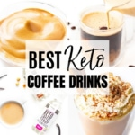 Get the best keto coffee ideas and recipes for keto coffee drinks here!
