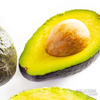 Avocado for the keto diet