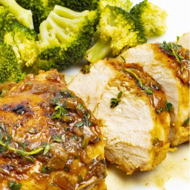 Pan Seared Chicken Breast Web Story