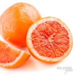 Carbs in this grapefruit are pretty high