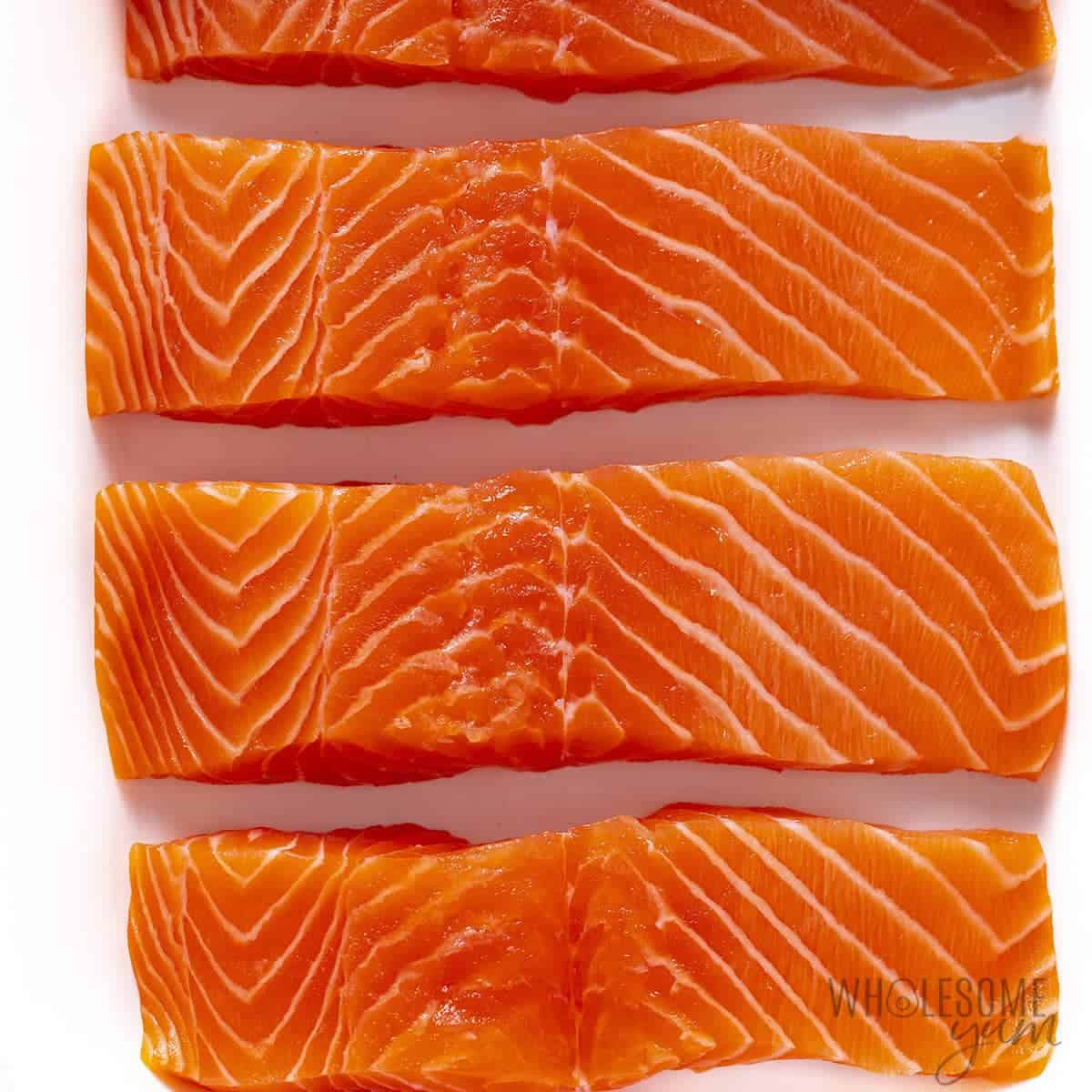 The best salmon for baking