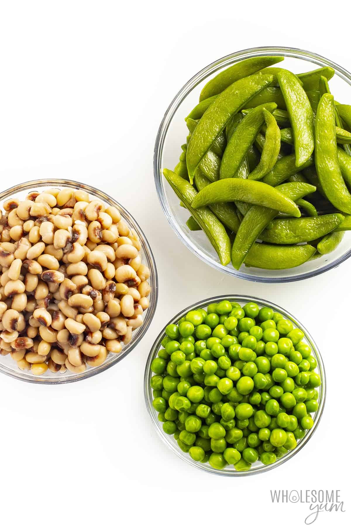 How high are carbs in peas? The carbs in these 3 varieties of peas are too high to be very keto friendly.