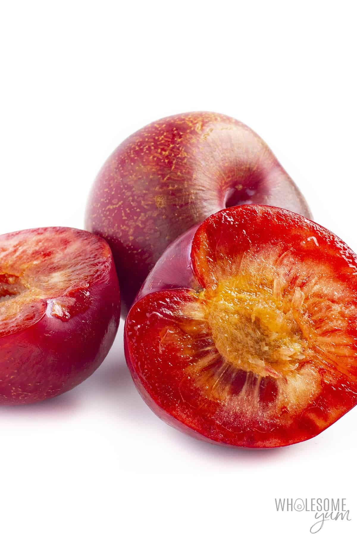 Are plums keto? These fresh plums might be keto friendly on occasion.
