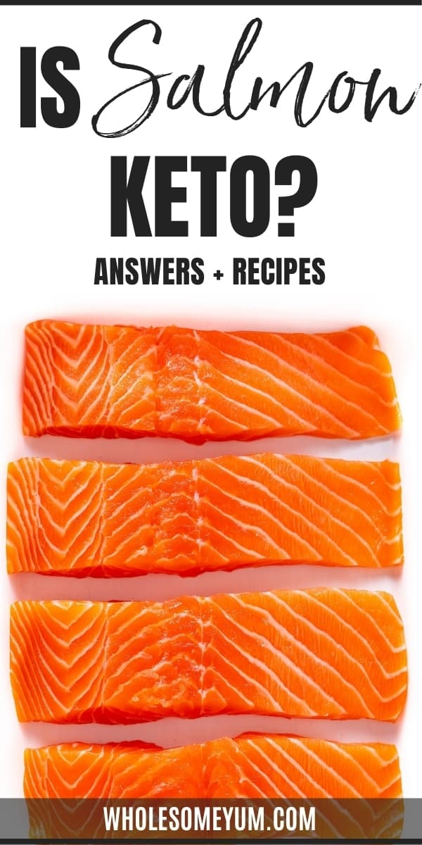 Is salmon keto? How low are carbs in salmon? Get all your keto salmon questions answered here, plus delicious ways to prepare it.